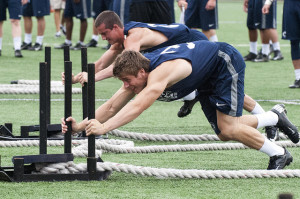 Get Football Fit with These Football Workouts